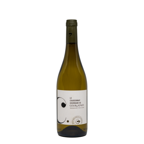 Le Chardonnay Gourmand de Gourgazaud